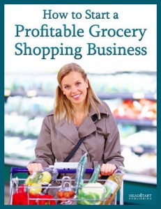 How to Start a Profitable Grocery Shopping Business