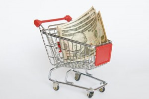 grocery shopping business profits