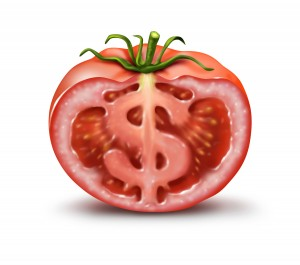 Profitable tomatoes